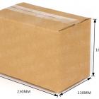 Thùng Carton 230x130x160