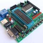KIT phát triển đa năng 8051/AVR/ARM