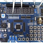MSP430F149 development board