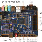 Kit FPGA Spartan6 + USB Xilinx