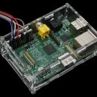 Vỏ raspberry model B+